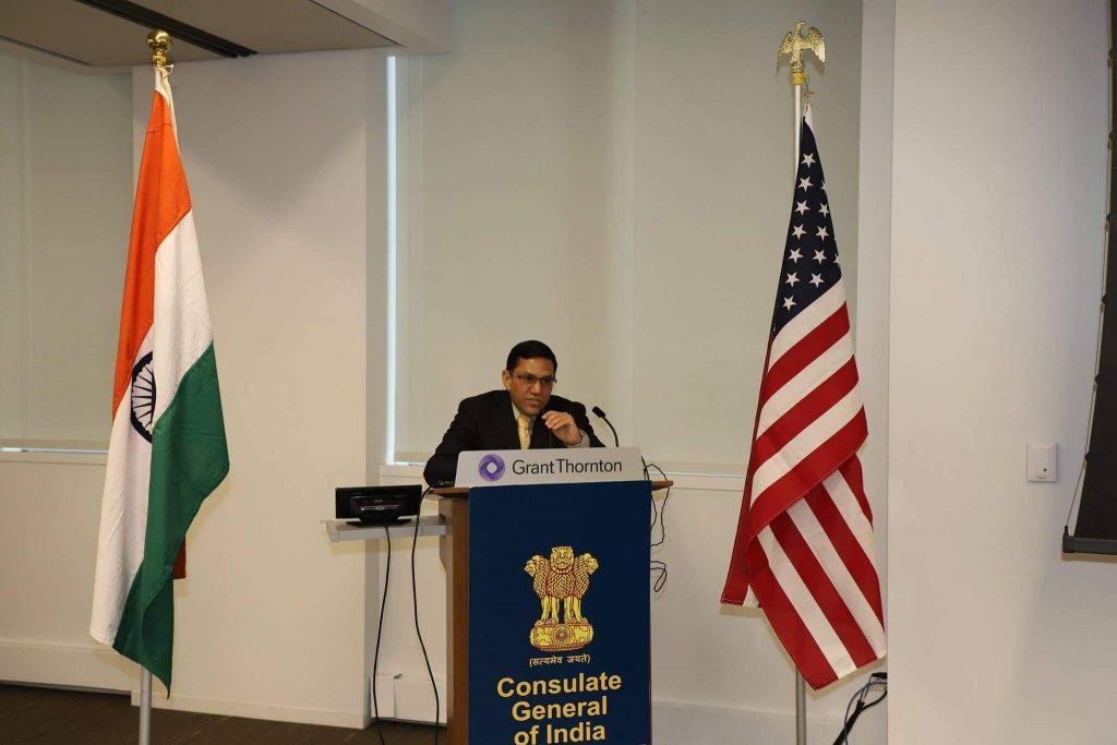 Fungsi Konsulat Besar India di USA