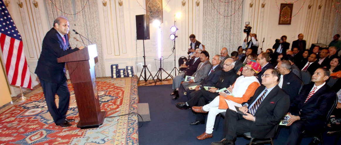 Departemen yang ada di Kedutaan Besar India di Amerika Serikat
