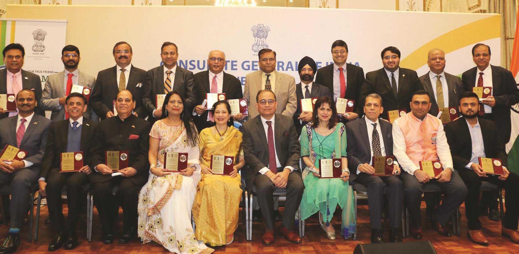 Pelayanan yang ada di Consulate General of India, Atlanta, Amerika