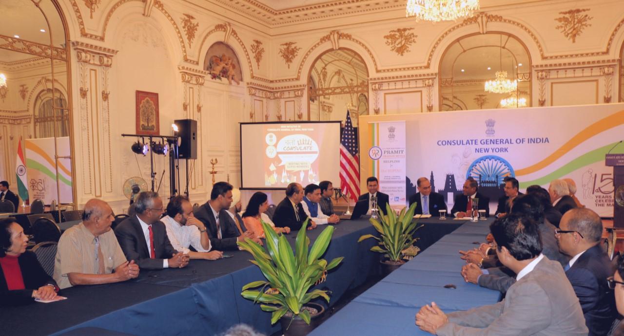 Beberapa Kantor Konsular India di Amerika Serikat