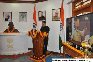 Konsulat Di India Untuk Kembali Di Tengah Wabah COVID